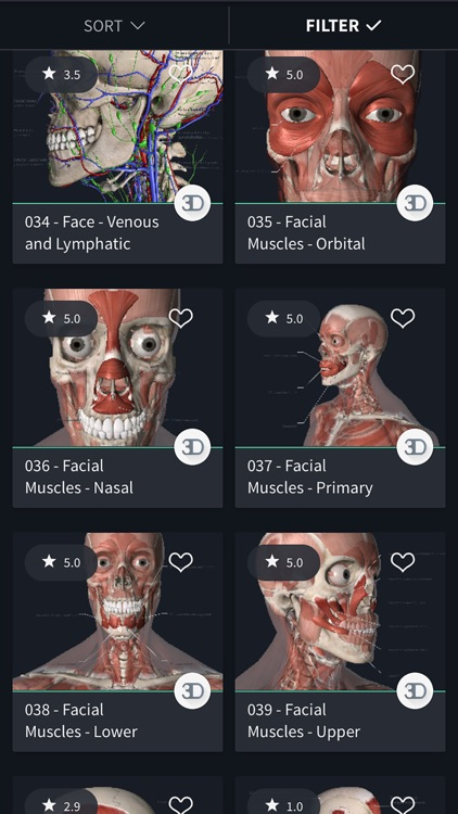 Complete Anatomy 19 for iPhone screenshot-9