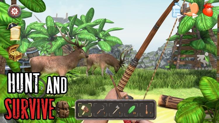 Raft Survival: Lost on Island screenshot-3