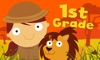 Animal School 1st Grade Games