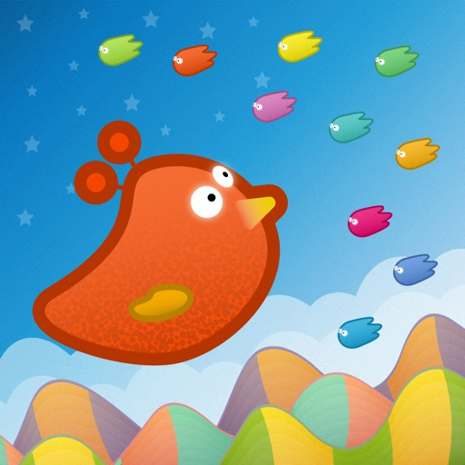 Color Wings - Flappy Fast Fun