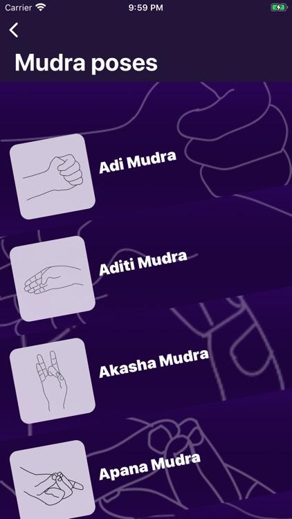 DYoga: Daily Yoga & Mudra screenshot-3