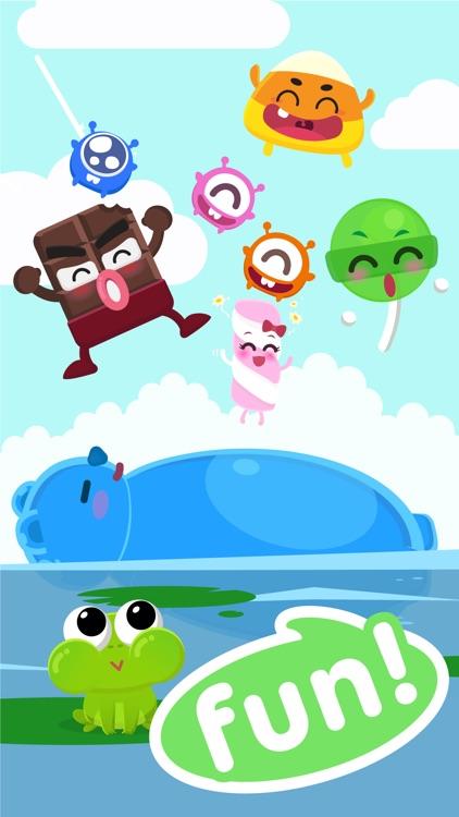 CandyBots Numbers 123 Kids Fun screenshot-4