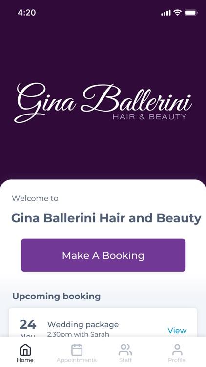 Gina Ballerini Hair and Beauty
