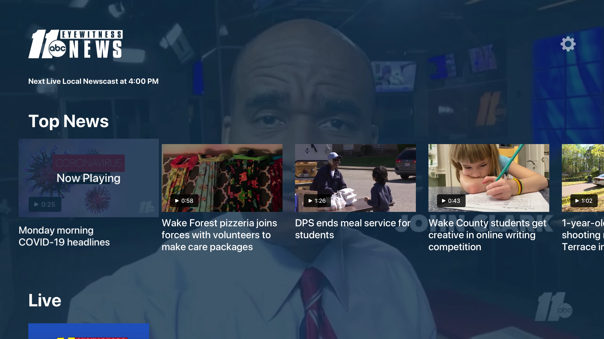 ABC11 North Carolina screenshot 16