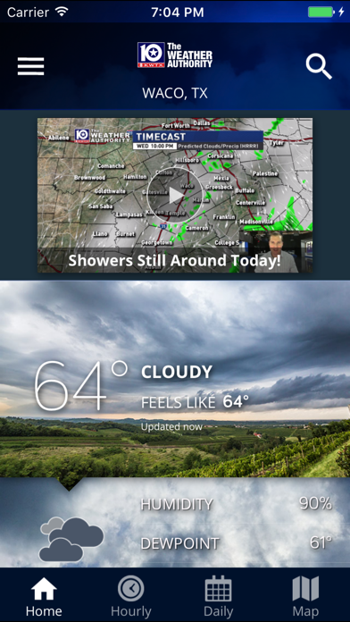 KWTX Weather by Gray Television Group, Inc  (iOS, United States