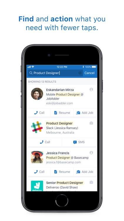 JobAdder Recruitment Software screenshot-3