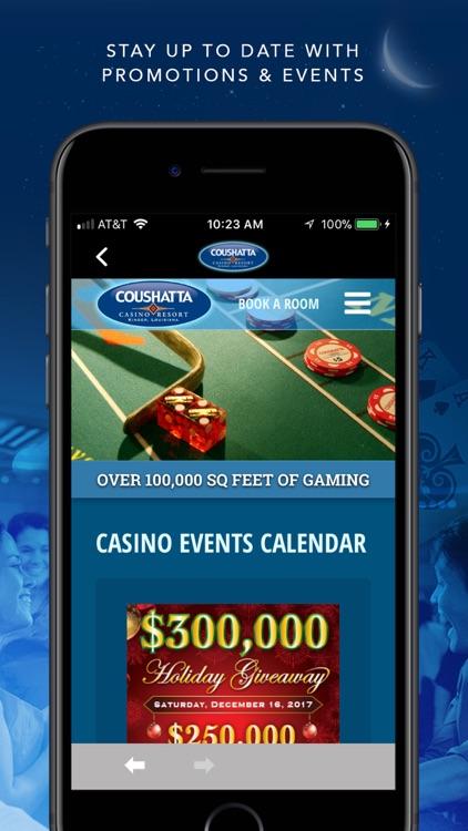 Coushatta Casino & Resort