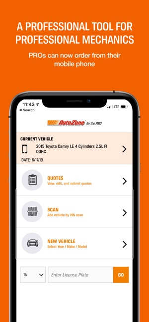 AutoZonePro Mobile on the App Store