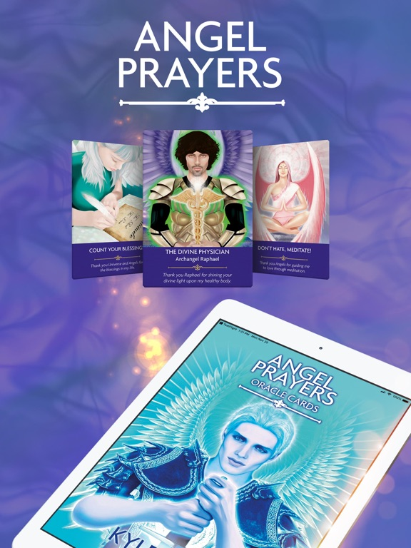 Angel Prayers Oracle screenshot 6