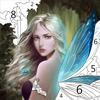 精品游戏推荐 - Art Coloring - Color by Number artwork