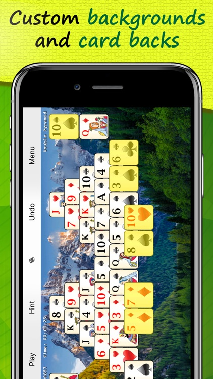 700 Solitaire Games+ Free Cell screenshot-3