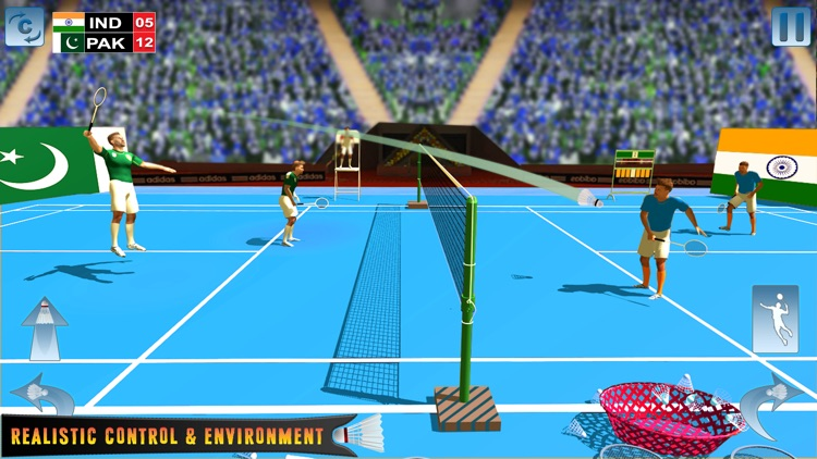 Badminton Championship League screenshot-3