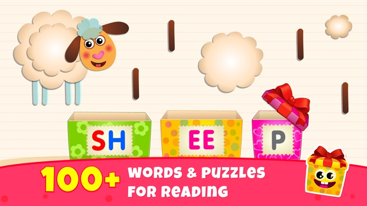 ABC Alphabet Games for Kids to screenshot-5