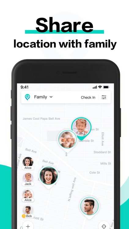 FF -Find Friends,Family,Phone