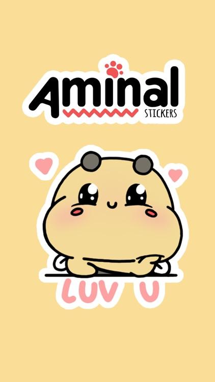 Boba Bee Stickers: Aminals screenshot-4