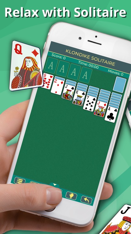 Solitaire Klondike Classic. screenshot-0
