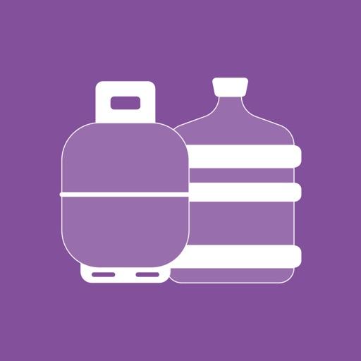 Macenas - Gás e água