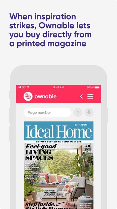 Ownable screenshot one