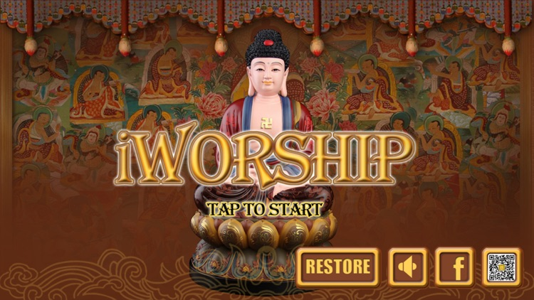 iWorship-divinationBuddha