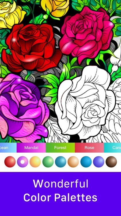 inColor - Coloring & Drawing screenshot-6
