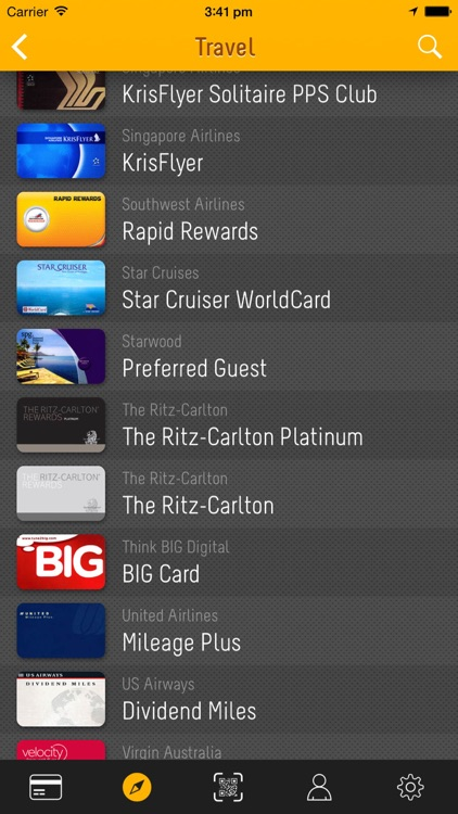 Perkd - Loyalty & Reward Cards screenshot-3
