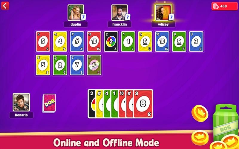 Dos: Fun Family Card Game for Mac