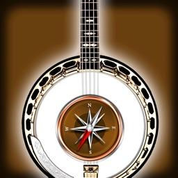 Banjo Chords Compass