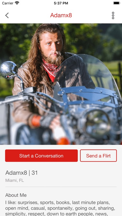 Bikers Dating screenshot-5