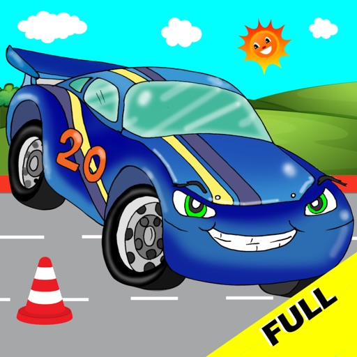 Car Games For Toddlers FULL