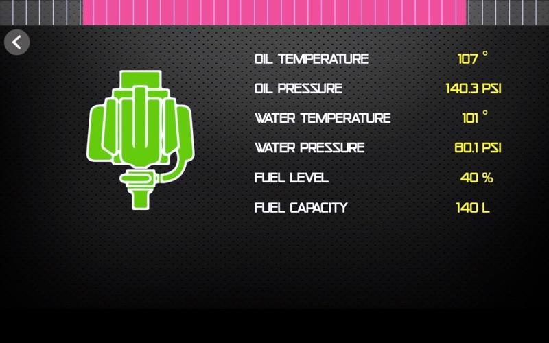 Sim Racing Dashboard screenshot 6