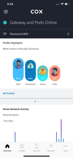 Cox Panoramic Wifi on the App Store