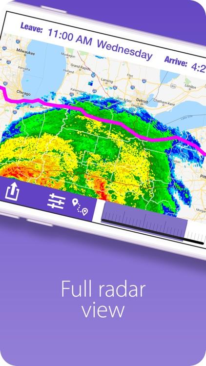 Drive Weather screenshot-5