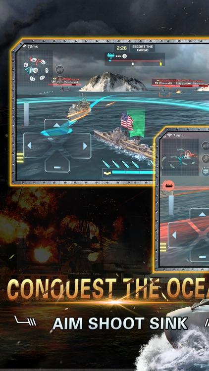 Warship Fury screenshot-4