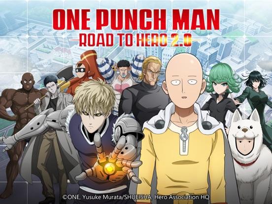 One-Punch Man:Road to Hero 2.0 на iPad