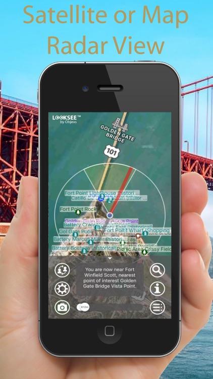 San Francisco Looksee AR screenshot-9