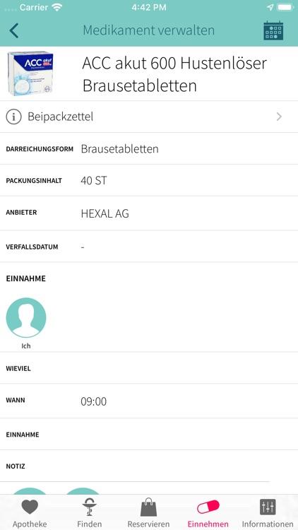 ApothekenApp screenshot-9