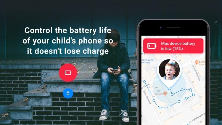 Find my Kids: parental control screenshot-4