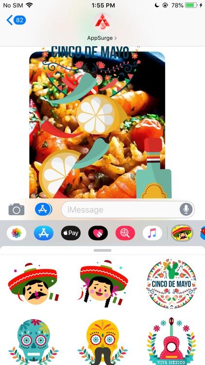 Cinco de Mayo Mexican Pride screenshot-3