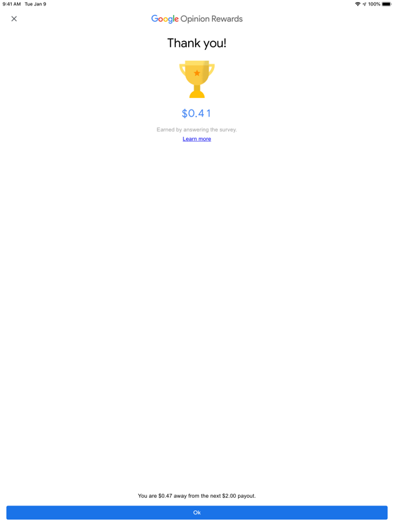 Google Opinion Rewards-ipad-2