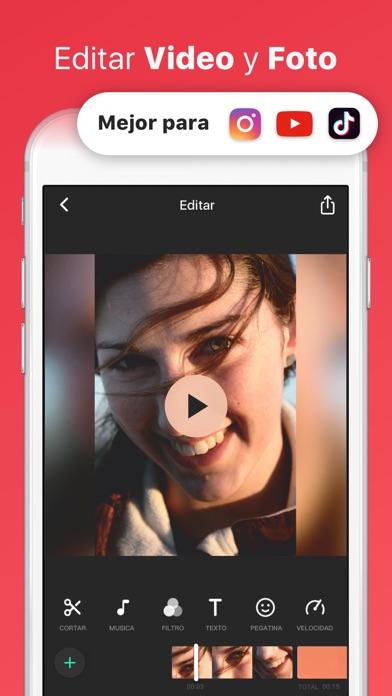 Screenshot for InShot - Editor de vídeo in Venezuela App Store