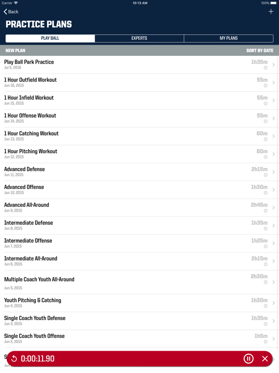 USA Baseball Mobile Coach screenshot