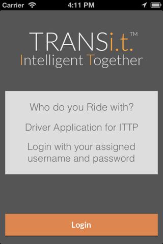 transitdriver - náhled