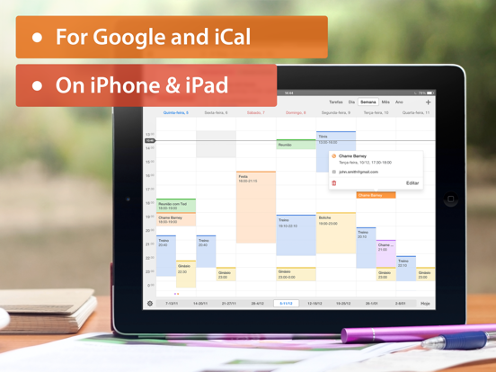 Calendars by Readdle - sync with Google Calendar, manage events and tasks screenshot