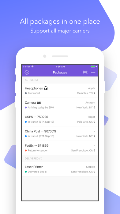Top 10 Apps like AfterShip Package Tracker in 2019 for