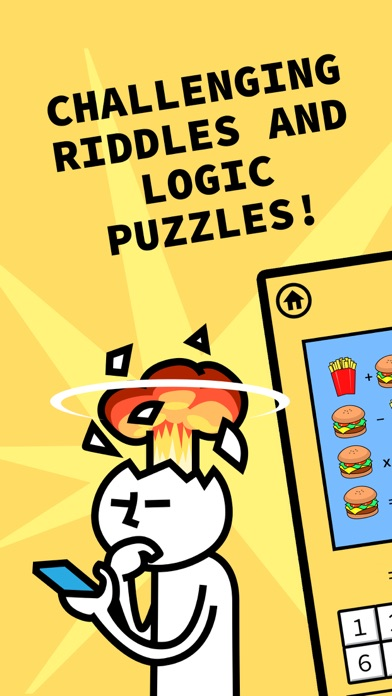 点击获取Logic Games - Riddles