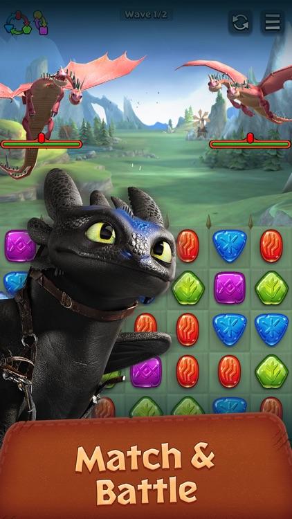 Dragons: Titan Uprising screenshot-0