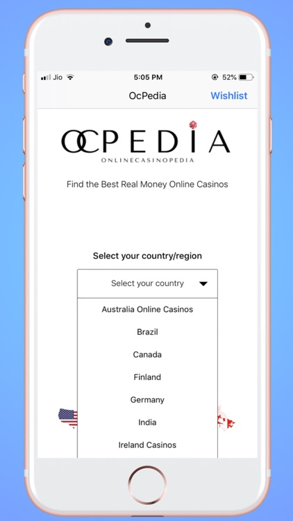 OCPedia: Online Casino Finder screenshot-4