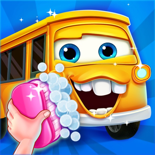 Car Salon 2 - Kids Game