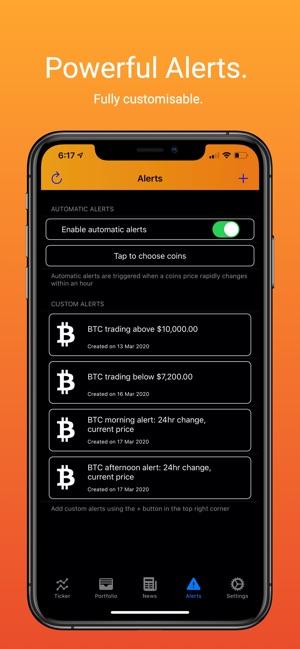 btc markets mobile app)