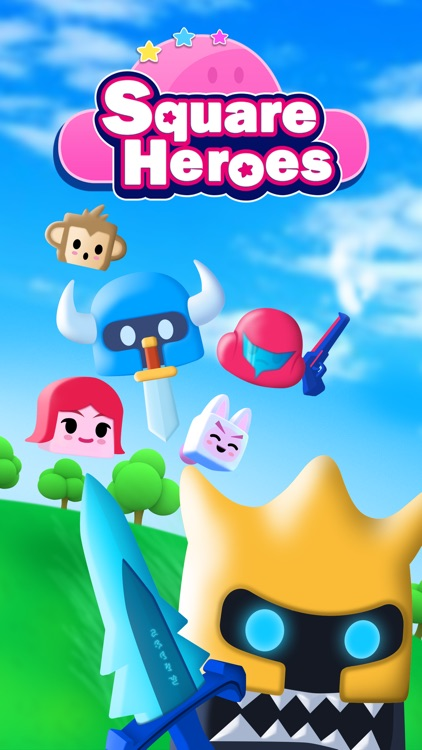 Square Heroes screenshot-4